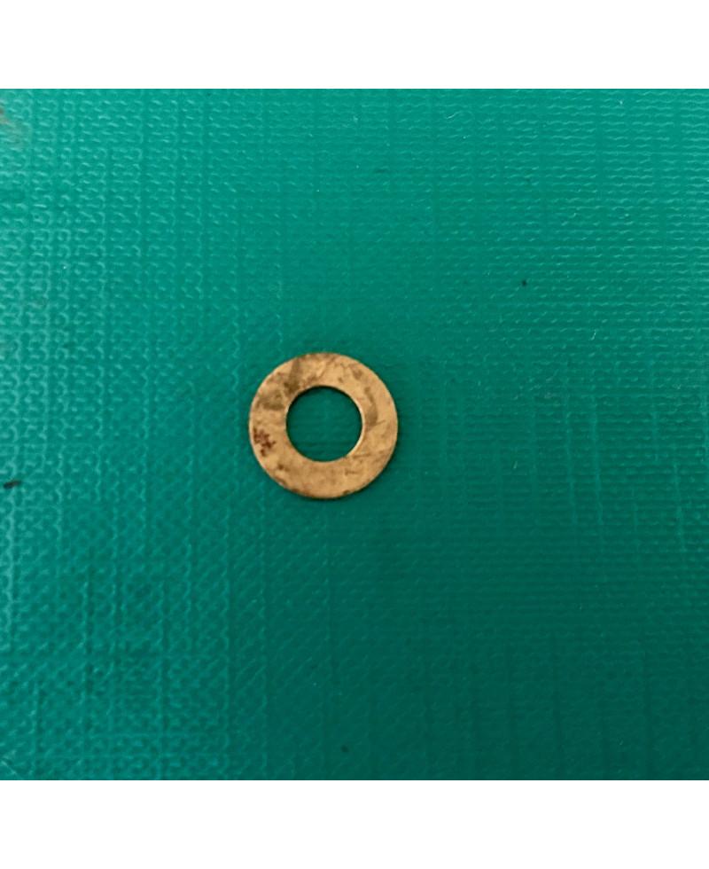 """Plain Washer 2BA x 3/8"""" x 17swg (Brass) 2869"""