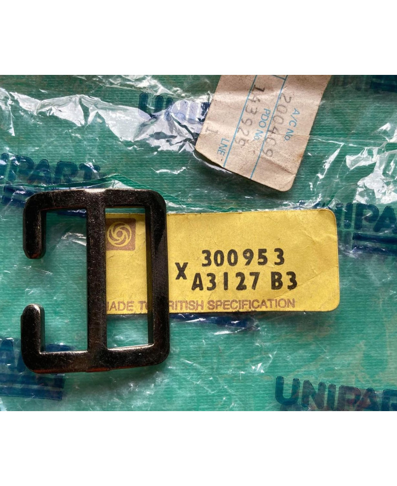 Canvas Roof Strap Buckle 300953