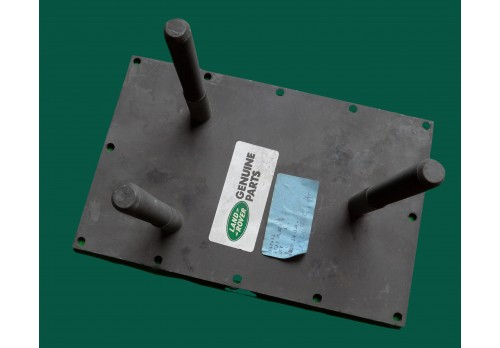 """Bonnet Mounted Spare Wheel Carrier for 9.00x16 Tyres & Military 109"""" 347431"""