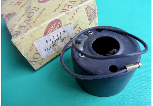 Steering Column Dust Cover & Horn Contact Series 2 61MY to Series 2a Suffix B 512359