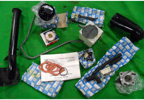 Crankcase Emissions Control Kit Series 3 2.25 Petrol 608385