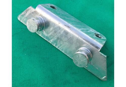 Rear PTO Spline Guard End Cover Bracket 502039