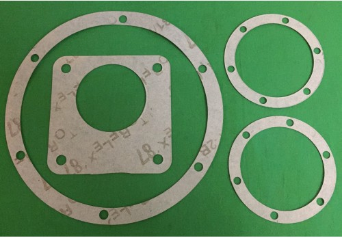 Land Rover mk1 / mk2 Hydraulic Winch Gasket Set 580004 580007 580046