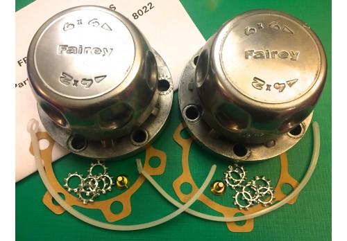 Fairey Free Wheeling Hubs (24 Spline) RTC8022