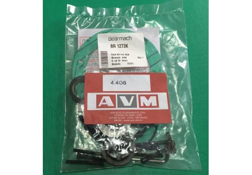 AVM Free Wheeling Hub Service Kit (24 Spline) BR1273K