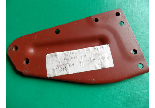 Front Wing Reinforcement Plate LH MRC6052