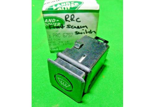 Heated Windscreen Switch PRC6797