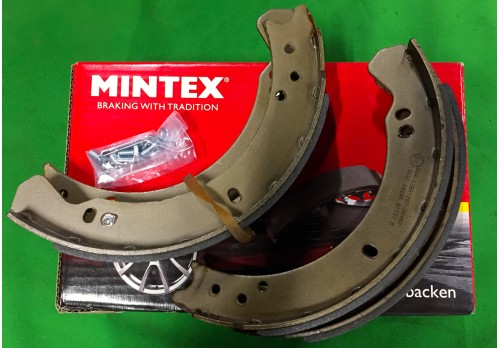 "Brake Shoes 10"" Drums (Axle Set) (MINTEX) STC2796"