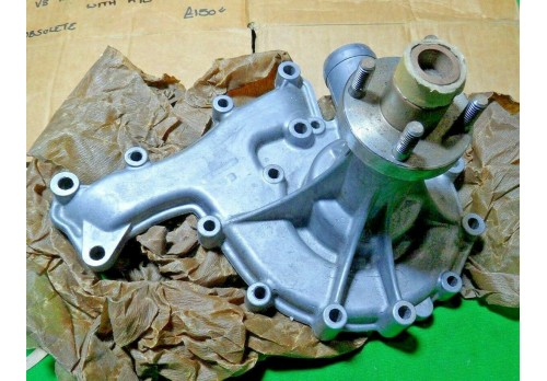 Water Pump V8 with Viscous Fan and Air Con STC488 (RTC6338)